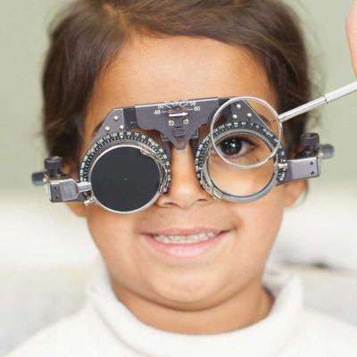 Prevención de Ceguera Infantil